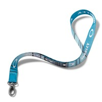 Oakley Striped Lanyard
