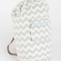 Assembly Home Zigzag Over-The-Shoulder Laundry Bag-