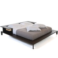 The Future Perfect - Platform Bed - Beds