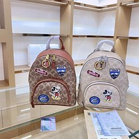 Coach retro all-match men's and women's backpack