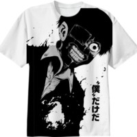 Kaneki-kun Tokyo Ghoul created by A PAOM Designer   Print All Over Me