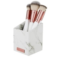 Angled Brush Holder - Marble - New Arrivals - Featured