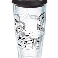 Sheet Music Wrap with Lid | 24oz Tumbler | Tervis®
