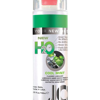 System Jo H2o Flavored Lubricant - 4 Fl Oz Cool Mint