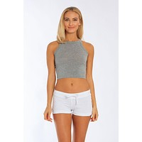 Miami Style® - Women's Fitted Crop Top
