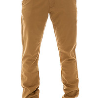 The Faceted Pants in Bronze