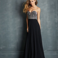 Night Moves - 7041 - Prom Dress - Prom Gown - 7041