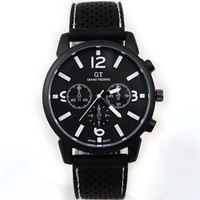New Arrival 2015 Brand Quartz Men Sports watch military Casual Watches Wristwatch Dropship Silicone Band Clock reloj hombre = 1747134468