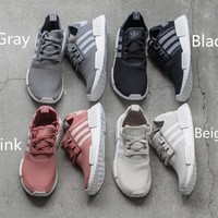 Adidas NMD Trending Woman Running Sneakers Sport Shoes