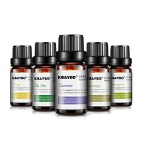 Essential Oil for Diffuser, Aromatherapy Oil Humidifier 6 Kinds Fragrance