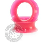 Maroon Silicone Ear Skins
