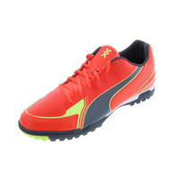 Puma Mens Etereo LT Faux Leather Soccer Running, Cross Training Shoes