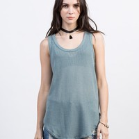 Knit It Tunic Tank