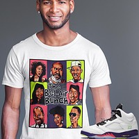 Bel Air Bunch Air Jordan 5 Sneakermatch TShirt