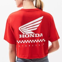 Honda Whip Cropped T-Shirt | PacSun
