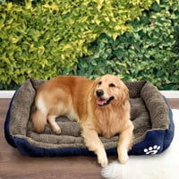 Warm Dog Bed House with Soft Material Suitable for Fall and Winter - Warm Nest Kennel For Dogs, Cats, and Puppies