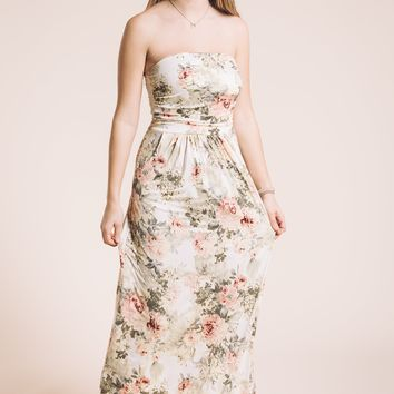 Hopeless Romantic Maxi Dress