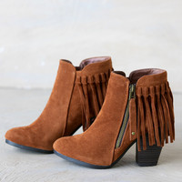 Whitney Fall Bootie