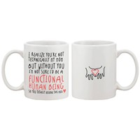 Technically Not My Mom But Mother's Day Mug Gift for Stepmother or Godmother