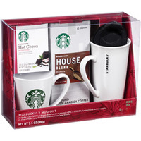 Walmart: Starbucks Holiday 2 Mug Gift Set, 4 pc