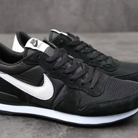"""Nike Internationalist"" Unisex Classic Fashion Casual Retro Running Shoes Couple Sneakers"