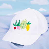 Plant Friends Cap - INU INU