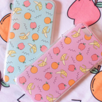 Frooty Iphone Case by Natalie Hands
