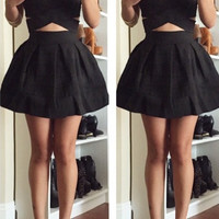 In My Dreams Bandage Dress - Black