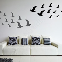 Seagulls Wall Decals