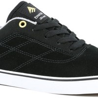 Emerica The Herman G6 Vulc (Black/White/) Shoes Mens Shoes at 7TWENTY Boardshop, Inc