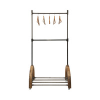 Jeeves Adjustable Clothes Rack