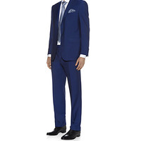 Canali Wool and Mohair Travel Suit | Harrods