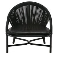 One Kings Lane - Beauty Through & Through - Crescent Lounge Chair