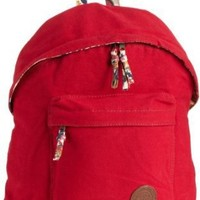 Roxy Juniors Tracker Backpack, Red, One Size