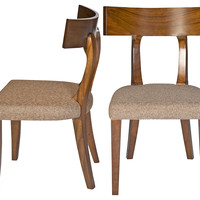 Wheat Live Dining Chairs, Pair, Dining Chair Sets