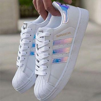 Adidas Originals Superstar Foundation Women Men Sneakers Shoes