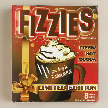 Fizzies Hot Cocoa, Set of 6 - World Market