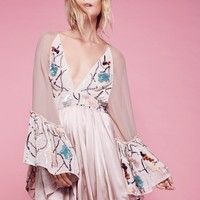 Free People Carolyn's Limited Edition Holiday Dress
