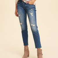 Girls Hollister Ultra Low-Rise Slim Boyfriend Jeans | Girls New Arrivals | HollisterCo.com