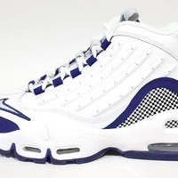 Tagre™ Nike Youth's Air Griffey Max II GS White/Royal Blue Shoes 443957 401