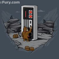 Dawn of Gaming - Gallery | TeeFury