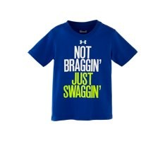Under Armour Boys' Toddler UA Not Braggin T-Shirt