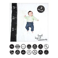Baby's First Year Blanket & Cards Set