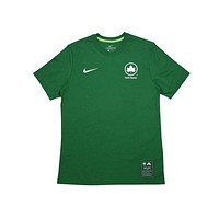 Nike Men's NSW Sportswear NYC Parks Tee Pine Green T-Shirt