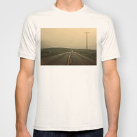 the Road T-shirt by Christina Shaffell