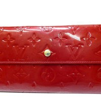 AUTHENTIC LOUIS VUITTON LV Porto Torre Orres International Red Grade BC USED -CJ