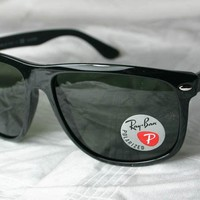 Ray Ban Luxury Sunglasses RB 4147 601/58 NEW Black - Polarized