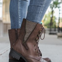 Glamping Boots