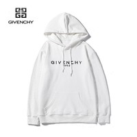 Givenchy classic casual loose cotton long-sleeved hooded sweater