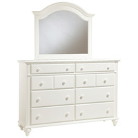 Broyhill® Hayden Place Arched Dresser Mirror & Reviews | Wayfair